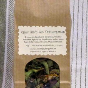 Tee Kraeutergarten