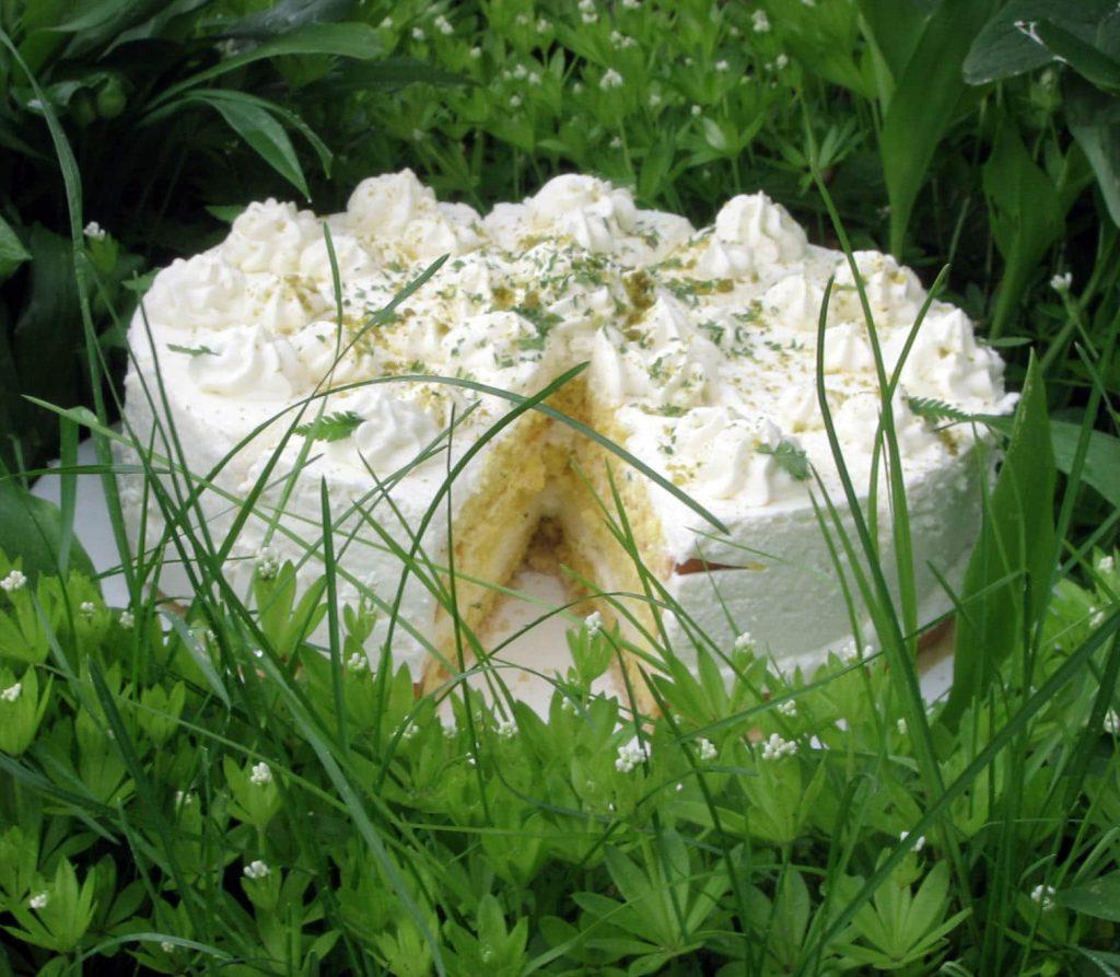 waldmeister-torte